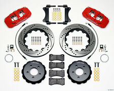 "2008-2009 Pontiac G8,GT,GXP Wilwood AERO4 Rear Big Brake Kit,14""X1.25"" Rotors~"