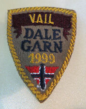 Dale Of Norway Ski Patch Vail 1999