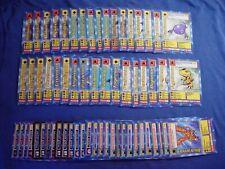 Lot 62 Digimon cards 1st edition, german 1999 Bandai