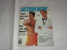 ACTION NOW magazine September 1981 - George brothers Rush Tony Alva BMX Hende