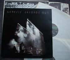 GENESIS Seconds Out UK CHARISMA 2 x LP CLEAN WITH PLAYBACK GRADING EX Prog Rock