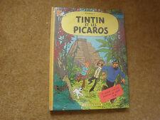 Rare Tintin Et Les Picaros Limited Cocktail Edition (Tirage limiteCocktail)