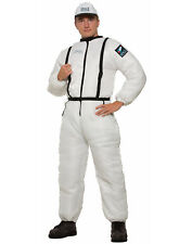 Space Explorer Mens Adult Astronaut Spaceman Halloween Costume-Std