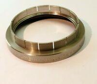 "Kodak 1 1/2"" 38mm  to series 6 VI Adapter to 44mm threaded Ring"