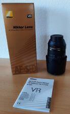 Obiettivo Nikon AF-S VR Zoom-Nikkor 70-300 mm f/4.5. -5.6 G IF-ED