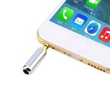 New 4 Pole 3.5mm Male Repair Headphone Jack Plug Metal Alloy Audio Soldering FY
