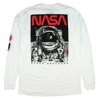 NASA Men's Space Explorer Astronaut Long Sleeve T-Shirt