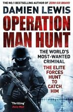Operation Man Hunt: The Hunt for the Richest, Deadliest Criminal in History,Da