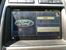 Audio Equipment Radio Display With Navigation System Fits 10 TAURUS 529617