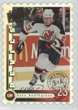 1997-98 Donruss Priority Stamp of Approval /100 Dave Andreychuk #152 HOF