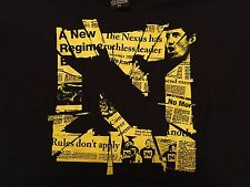 WWE Nexus We Are One Long Sleeve T-Shirt 2XL XXL Daniel Bryan Wade Barrett