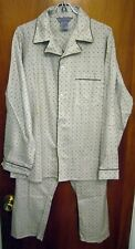 2727 COLLECTION two-piece pajama set Meijer polyester 1980s med sleepwear