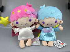 8.7'' Sanrio Little Twin Stars Characters Kiki Lala Doll Stuffed Plush Figure