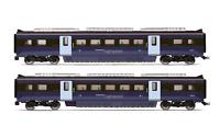 Hornby R4999 OO Gauge South Eastern, Class 395 Highspeed Train Coach Pack