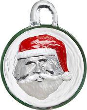 """Kosta Boda Kjell Engman Catwalk Santas """"ornament 2"""""""