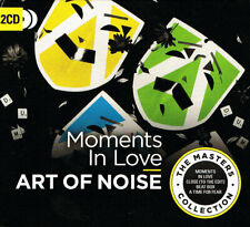 Audio-CD / THE ART OF NOISE / Moments In Love / 2 CDs