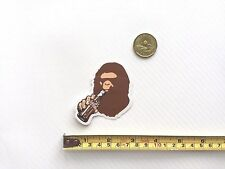Quality A Bathing Ape Bape Drink Coke Brown Vinyl Sticker PVC Decal Luggage Wall