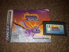 Spyro: Season of Ice (Nintendo Game Boy Advance, 2001)