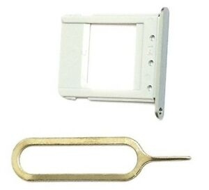 """OEM SIM Card Tray+Pin For Samsung Galaxy Note 5 for All US Carriers """"GRAY"""" ~ US"""