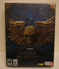 New! Warhammer 40,000: Space Marine [Collector's Edition] (PC DVD-ROM  2011)