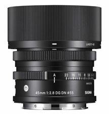Sigma 45mm f/2,8 DG DN Standard Camera Lens - Leica L