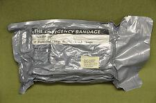 "One 2023 Israeli 8"" Abdominal Large Wound Dressing Compression Bandage"