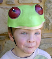 *NEW* Wild Republic Red-Eyed Green Tree Frog Character Hat - Dress Ups