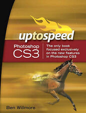 Adobe Photoshop CS3: Up to Speed, Willmore, Ben, Used; Good Book