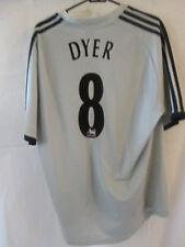 Newcastle United 2002-2003 Away Dyer 8 Football Shirt Size Medium /11680