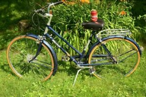 RARE Collector Bicycle RALEIGH  vintage 26in Made in England.used Good Condition