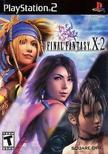 PS2 Final Fantasy X-2 Video Game GREATEST HITS yuna's story action adventure rpg