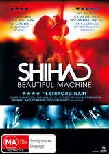 Shihad: Beautiful Machine  - DVD - NEW Region 4