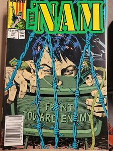 The 'Nam #25 FN 1988 Marvel Comic