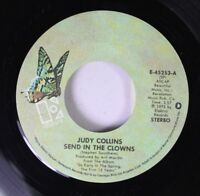 Country 45 Judy Collins - Send In The Clowns / Houses On Elektra