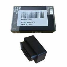 ATOTO AC-4450 Bluetooth OBDII/ OBD2 Car Diagnostic Scanner/Scan Tool M4& A6 Seri