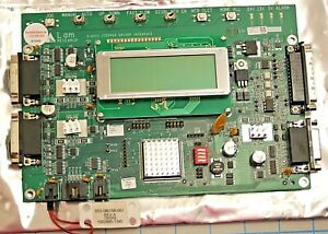 853-080798-001 / PCB 3-AXIS STEPPER DRIVER INTERFACE / LAM RESEARCH CORPORATION
