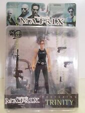 The Matrix ~ Featuring TRINITY short-sleeved ~ WB Toy ~ MOC
