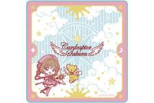 Cardcaptor Sakura Ichiban Kuji Prize E One Towel Handkerchief  Clear Card