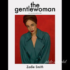 The Gentlewoman #15 AW 2016 Zadie Smith Karen Elson Natasha Khan Erin Brockovich