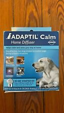 New listing Adaptil Starter Kit Plug-In Diffuser and 30 Day Refill 48 ml Exp 10/2020+