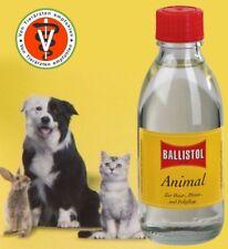 (64,5€/L) 2 x 100ml Ballistol Animal Fellpflege, Wundpflege, Ohren, Tierpflegeöl