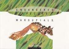 Collector Folder 1993 Endangered Species I Marsupials Telecom Phonecard