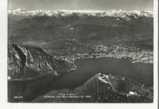 81433 VALLE D' INTELVI COMO LUGANO DALLA SIGHIGNOLA STRANISSIMA DA VEDERE 1963
