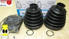 Inner & Outer CV Axle Boot Kit for Ford Expedition w/ 4wd 4x4 2003-2017
