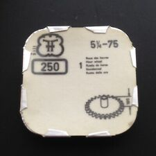 Fhf 250 Hour Wheel, H.180, Cal. 75 (Nos) watch parts