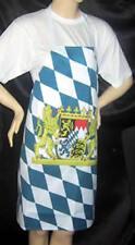Schürze Bayern Grillschürze mit aufgedrucktem Wappen