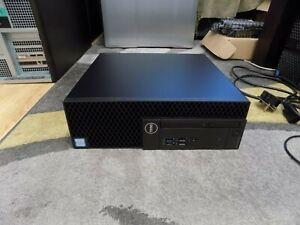 PC DELL OPTIPLEX 3050 - 8Go DDR4 - i3 7ème génération 3,9Ghzl - Windows 10