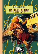 Les Dieux de Mars • Edgar Rice Burroughs