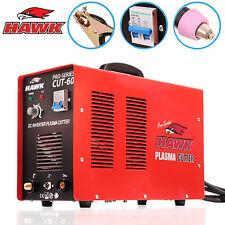 HAWK TOOLS 230v 60v HF DC INVERTER GARAGE AIR PLASMA CUT CUTTER CUTTING MACHINE