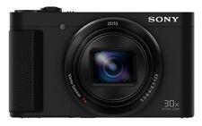 Clearance Sony Cyber-shot DSC-HX90V 18.2MP Digital Camera - Black